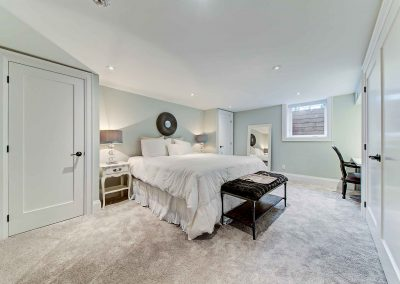 136 Trelawn Avenue Oakville | Lower-Level-(Bedroom)