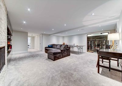 136 Trelawn Avenue Oakville | Lower-Level-(Rec-Room-1)