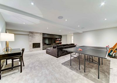 136 Trelawn Avenue Oakville | Lower-Level-(Rec-Room-2)
