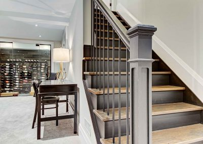 136 Trelawn Avenue Oakville | Lower-Level-(Stairs)
